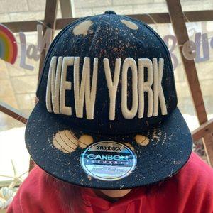 CARBON ELEMENTS NEW YORK HAT
